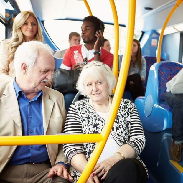 Moovit ayuda a los mayores con el transporte público