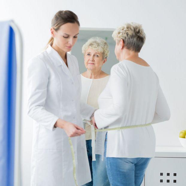 Lo que engorda la menopausia