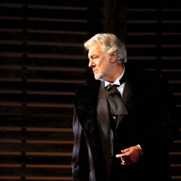 Plácido Domingo ovacionado en su primer concierto en España tras ser acusado de acoso sexual