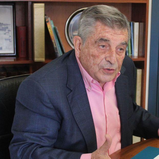 Juan Manuel Martínez, presidente de CEOMA: Evitar la discriminación de las personas mayores es misión de todos. Foto: Pablo Recio