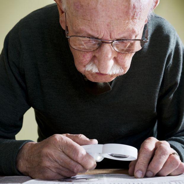 Hombre mayor
