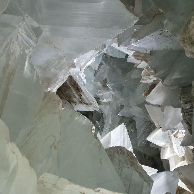 La cueva de cristal de Pulpí abre sus puertas al público