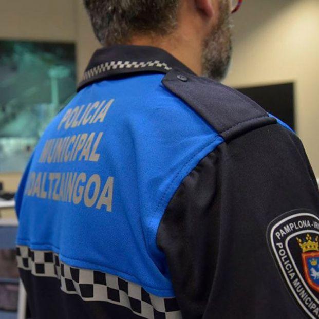 Policía Municipal Pamplona