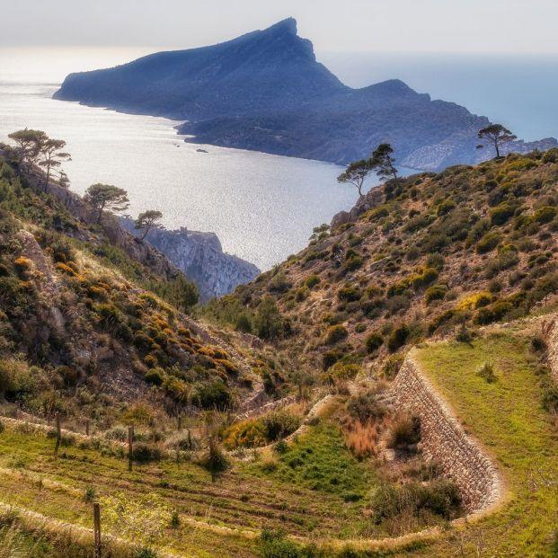 Pequeñas islas que salpican las costas españolas