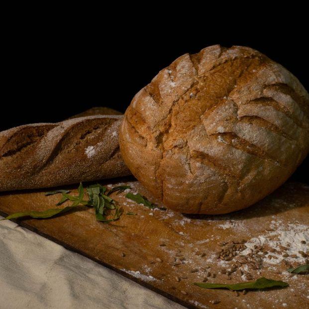 Distintos tipos de pan de leña