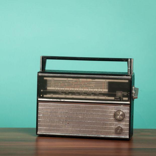 Viejo transistor
