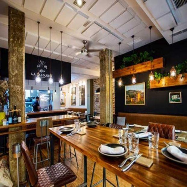 Restaurante La Tasquería con estrella Michelin (https://latasqueria.com/)
