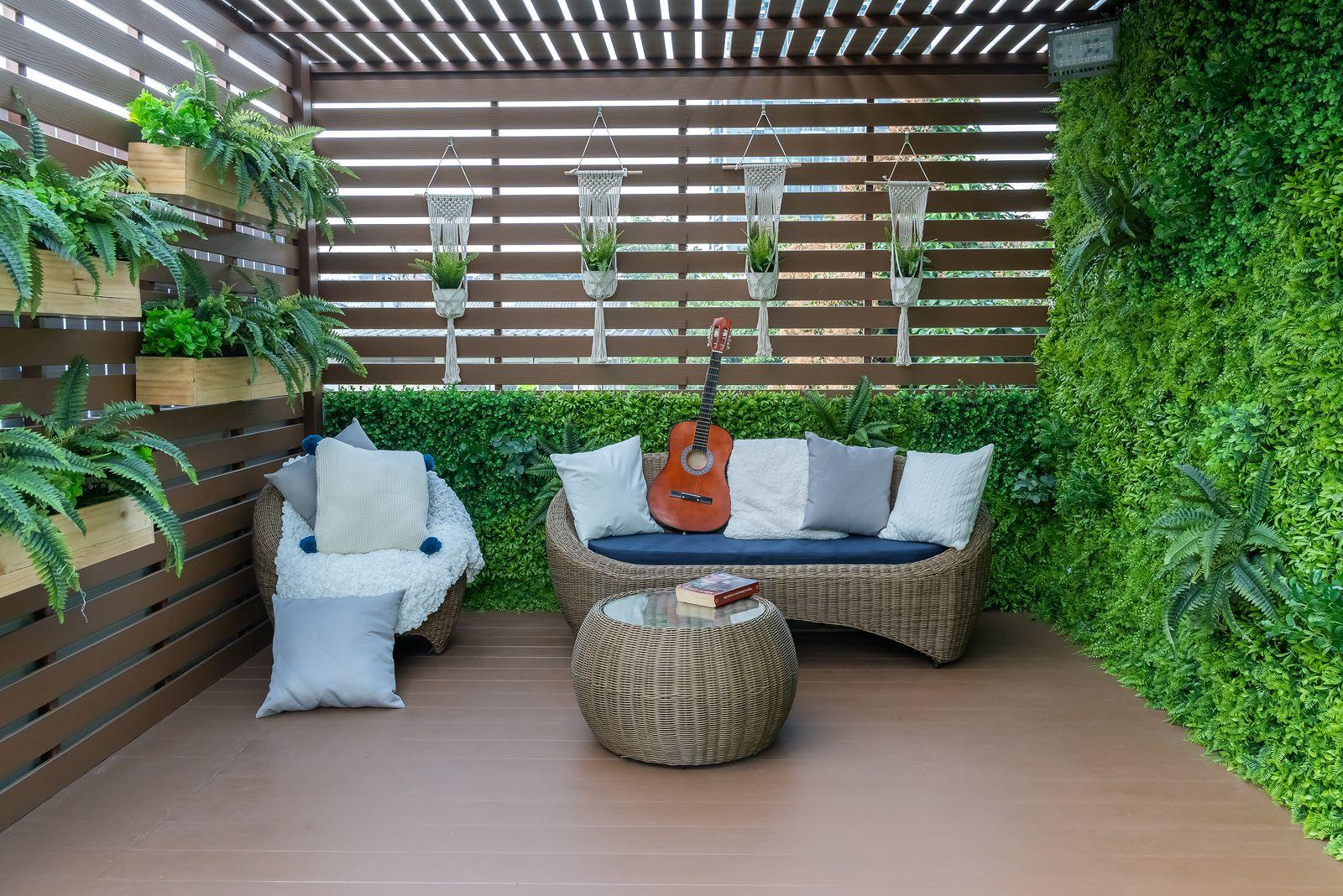 Cómo Tener Un Pequeño Chill Out En Tu Terraza