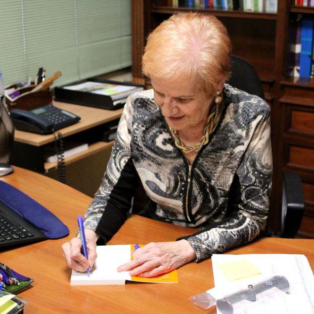 Paca Tricio, presidenta de UDP