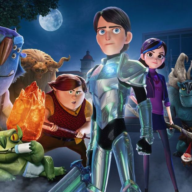 Las mejores series de Netflix para pasar un fin de semana con tus nietos