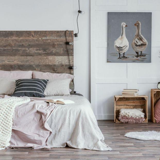 4 consejos básicos que tener en cuenta a la hora de elegir la pintura de tu dormitorio