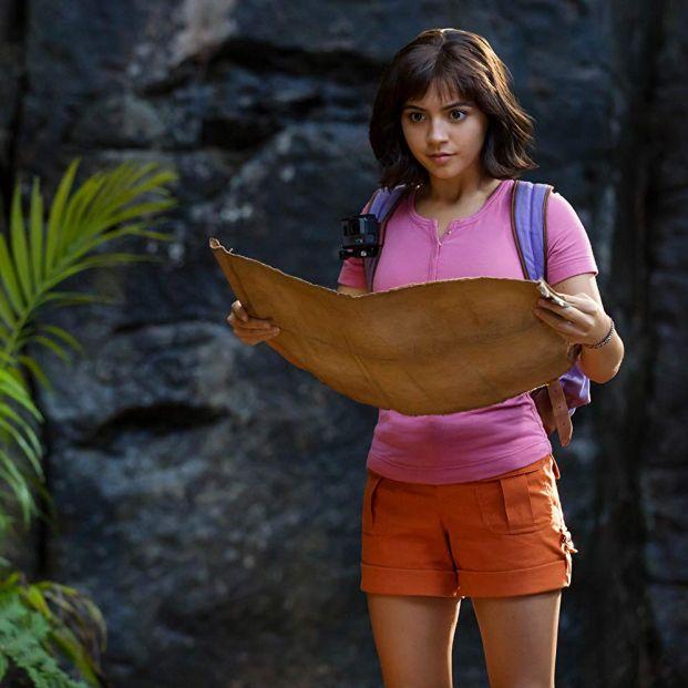 Tarde de cine con los pequeños: 'Dora y la ciudad perdida'