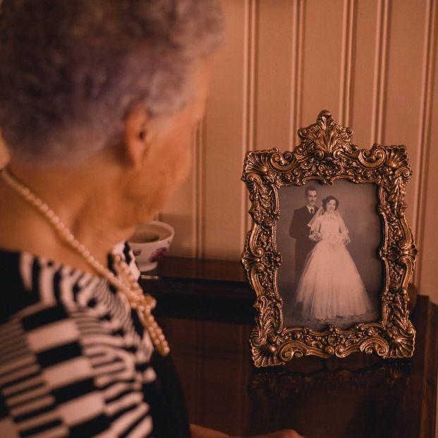 El 31,6% de pensionistas de viudedad tienen 85 años o más