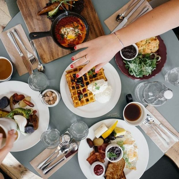 Una dieta poco equilibrada puede ser causante de la aparición de tumores (Creative commons)