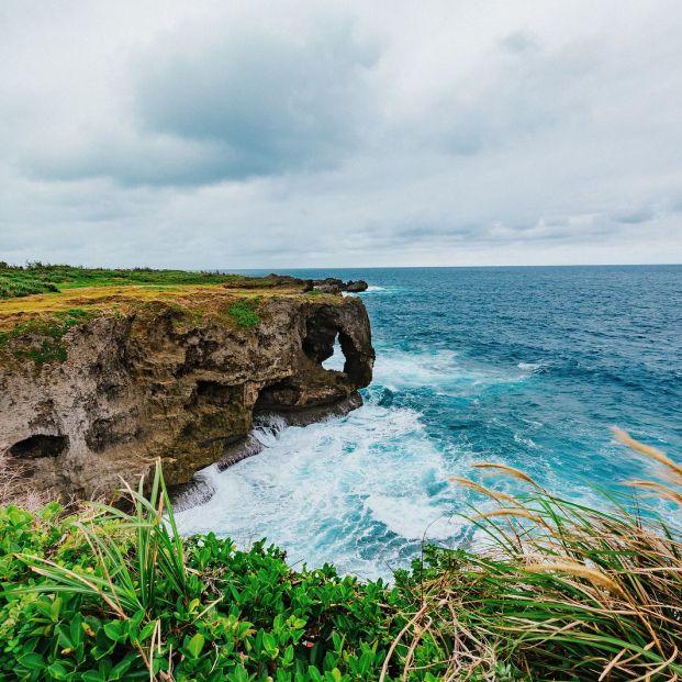 bigstock Scenery of Manzamo Cape in Oki 275415325