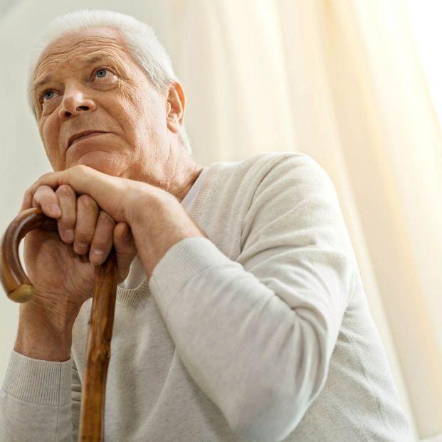 Cómo se origina el trastorno por estrés postraumático en personas mayores