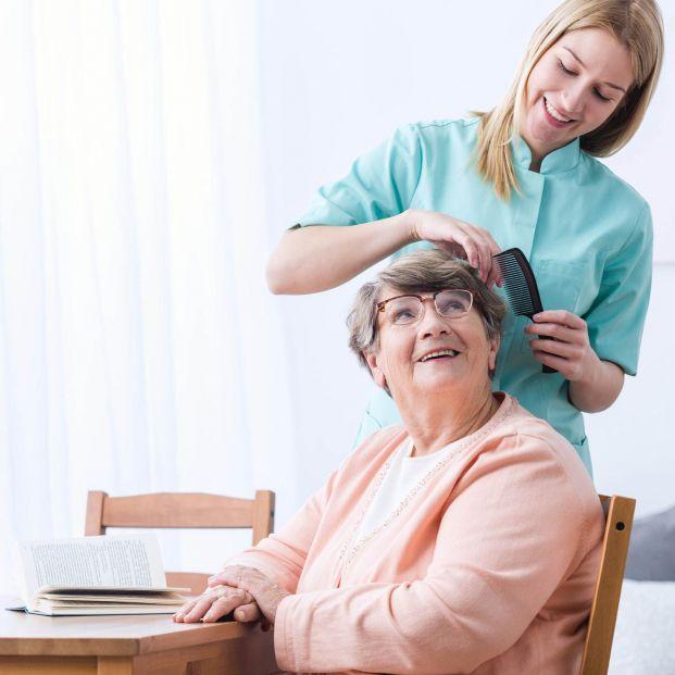 Cuáles son las fases del alzhéimer en los mayores afectados