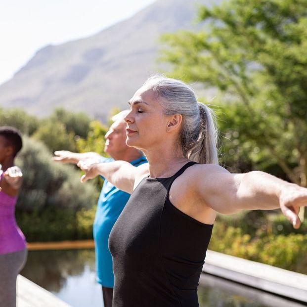Ejercicios isométricos: ¿es posible entrenar sin sudar?