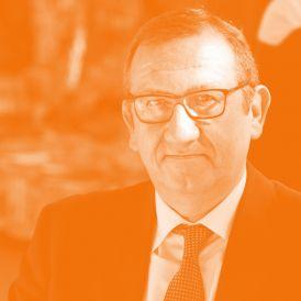 Carlos Cruzado, presidente de Gestha.