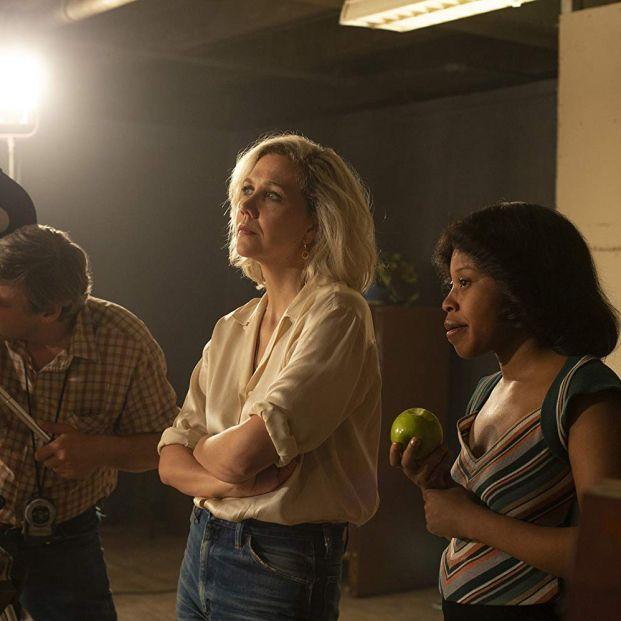 Maggie Gyllenhaal en 'The Deuce'.