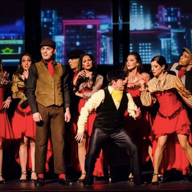 'Viva Broadway, El Musical'