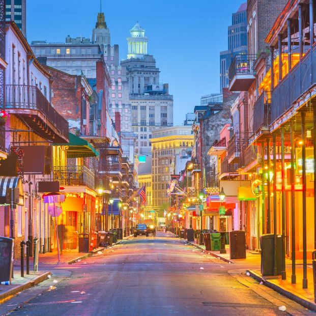 La ciudad de Nueva Orleans sufrió el huracán más destructivo y mortífero de la historia de EEUU