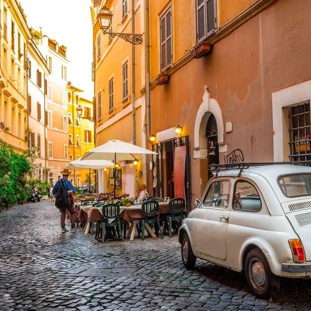 ¿Dónde comer en Roma? (Bigstock)