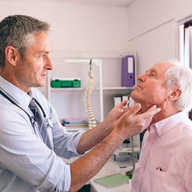 Espondilosis cervical, un trastorno frecuente en mayores de 60 años
