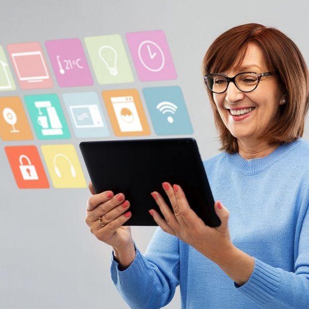 Cursos de informática para mayores en Valencia