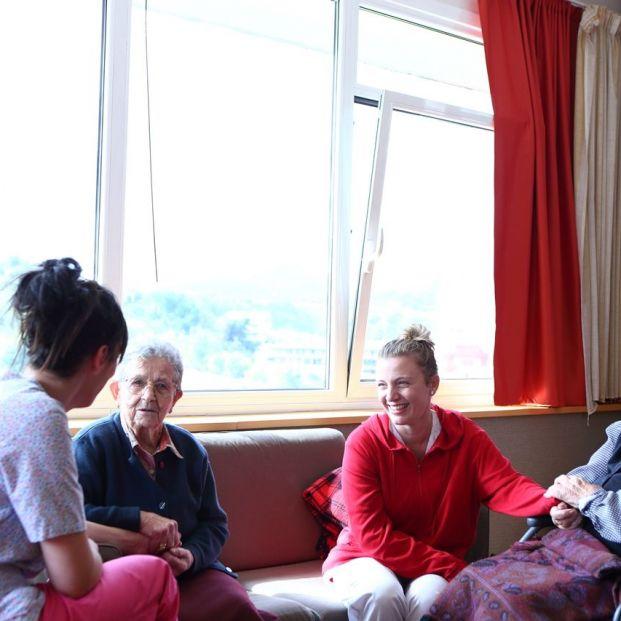 La Fundación Matia, acompañando a los mayores desde 1889