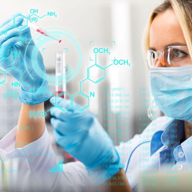 Fármaco del VIH contra el alzhéimer (Bigstock)