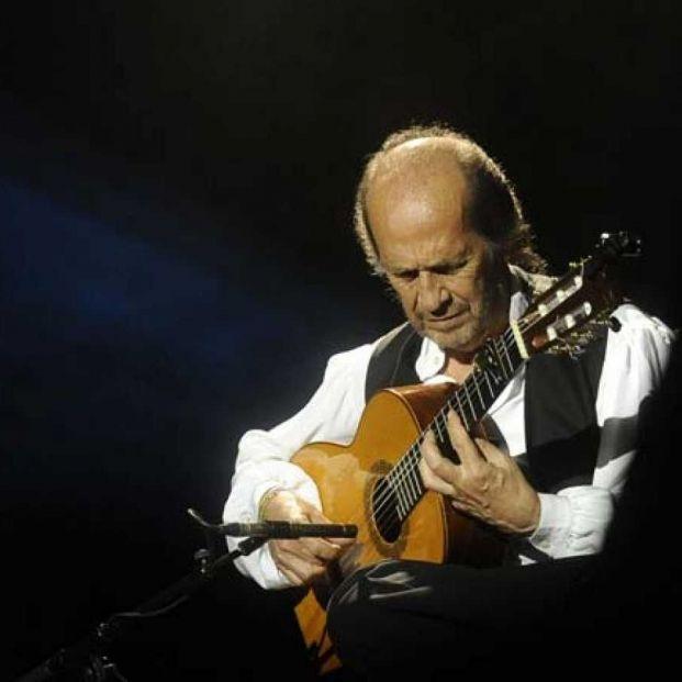 Paco de Lucía, uno de los grandes del flamenco
