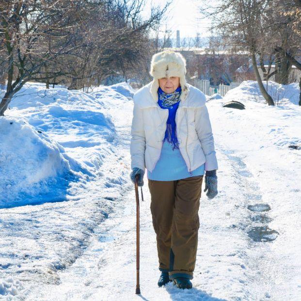 Cómo afecta el frío a la piel de los mayores