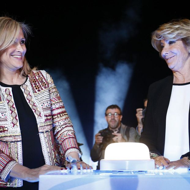 Esperanza Aguirre y Cristina Cifuentes, imputadas