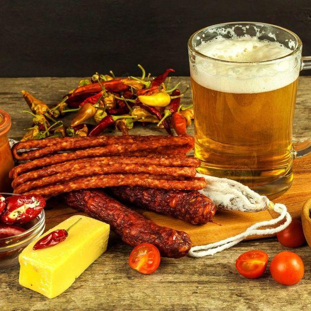 Cuáles son los alimentos que mejor maridan con la cerveza