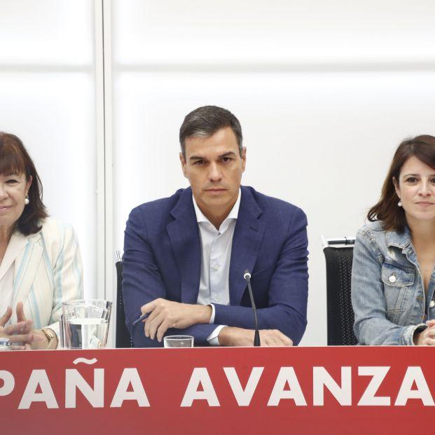 DIRECTO: Pedro Sánchez presenta el programa del Gobierno del PSOE para pactar con Podemos