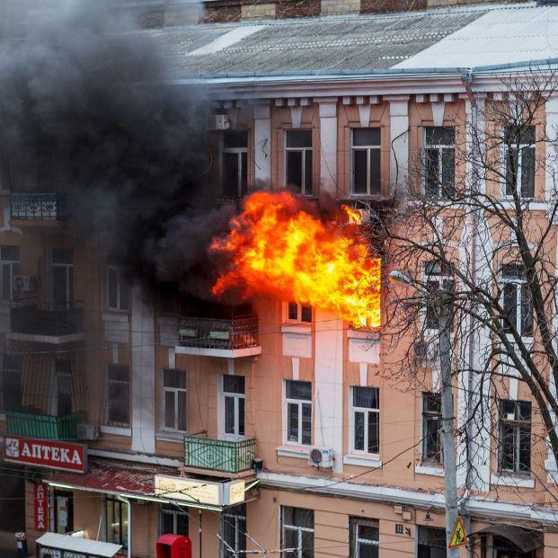 La mitad de los 123 muertos por incendios en sus casas el pasado año eran mayores de 65 años