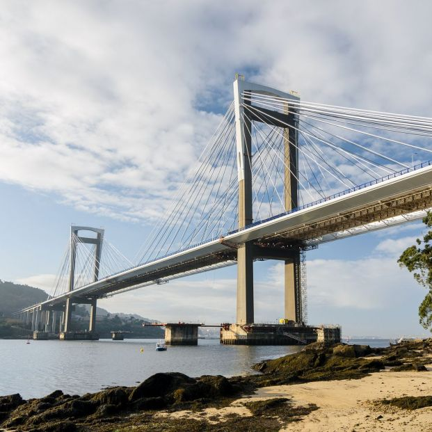 El puente sobre la ría de Vigo, el segundo mejor del mundo