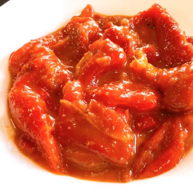 Pimientos golosina: las recetas de cocina de Eloy Moral