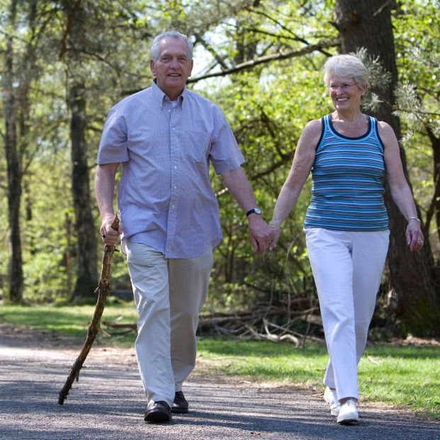 Caminar a buen ritmo también adelgaza