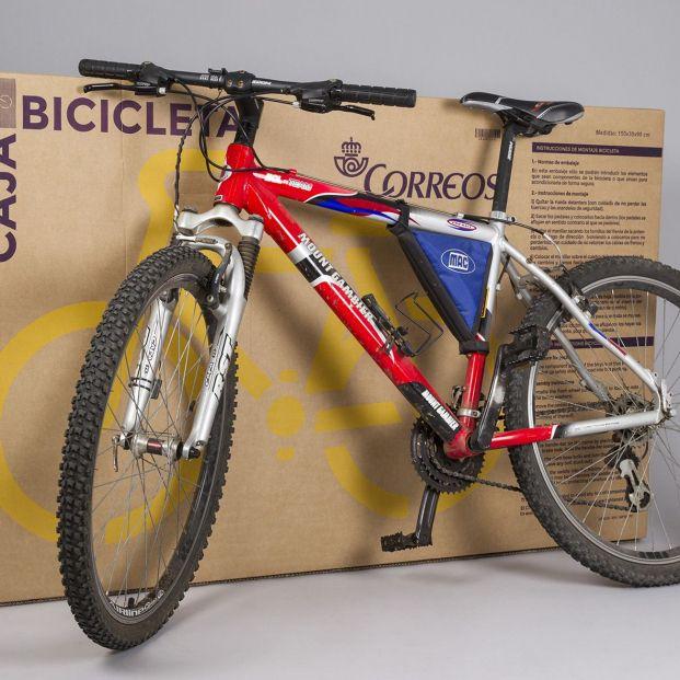 Cómo enviar tu bicicleta de vuelta a casa o a donde quieras