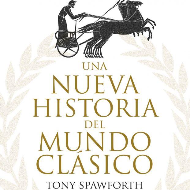 El historiador Tony Spawforth vuelve a las librerías con Una nueva historia del mundo clásico