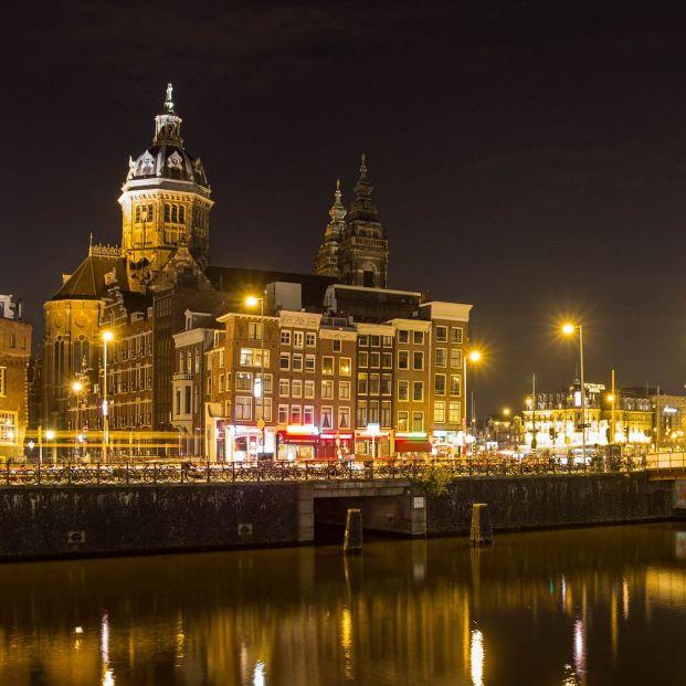 Estos son los lugares que no debes perderte en Ámsterdam