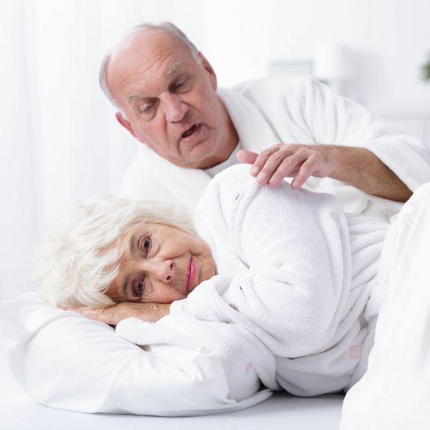 Dispareunia en las personas mayores