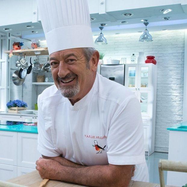 Karlos Arguiñano en tu cocina estrena su 8ª temporada en Antena 3