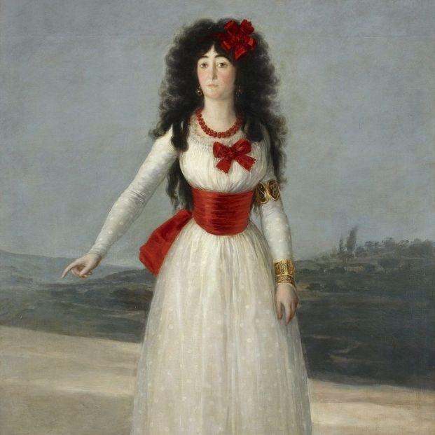 La duquesa de Alba de Goya regresa al Palacio de Liria