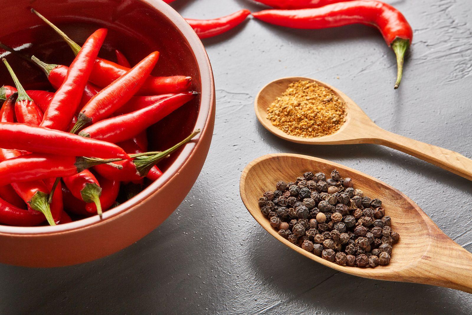 Conoce los beneficios de la comida picante para la salud
