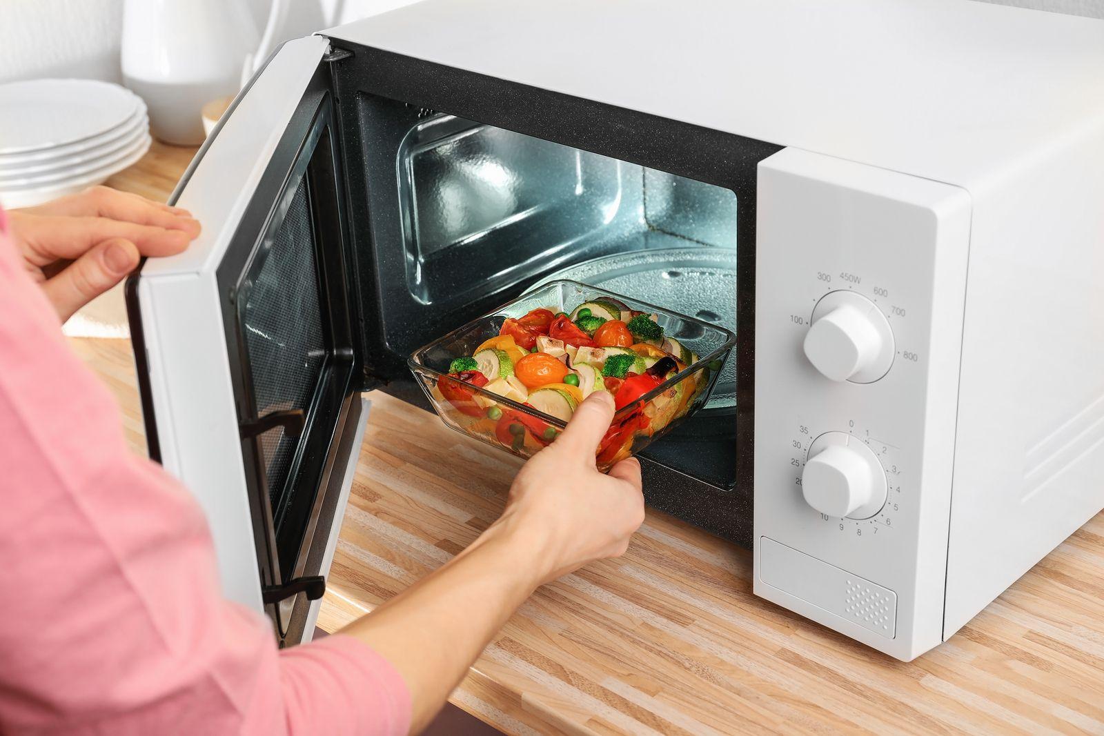 Recetas De Cocina Utilizando Solo El Microondas