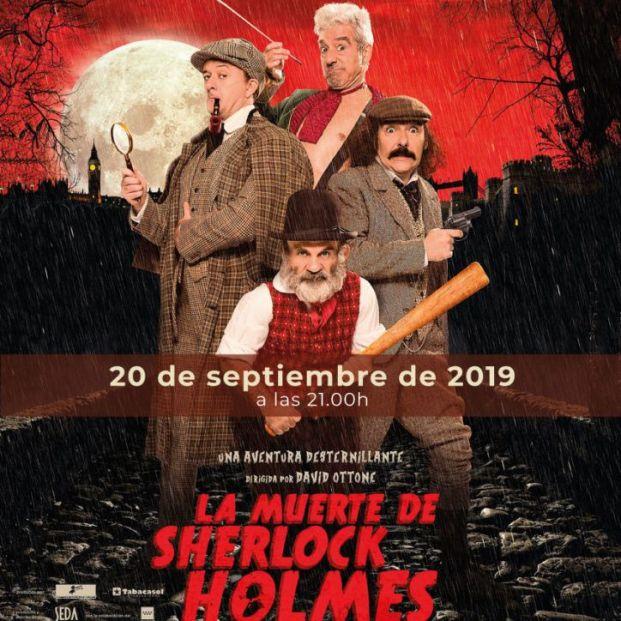 La muerte de Sherlock Holmes en Sevilla