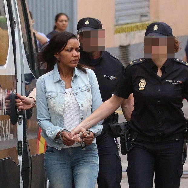 """La """"metedura de pata"""" de Ana Julia Quezada con la camiseta de Gabriel"""